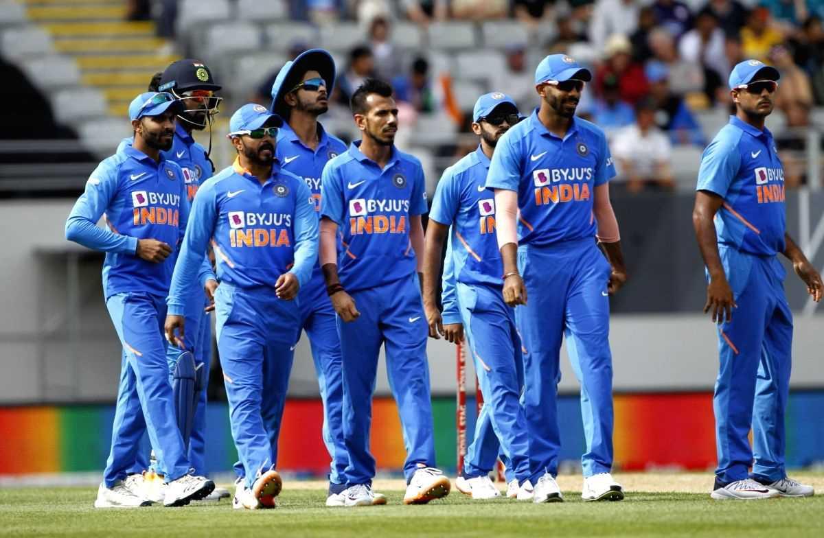 Black Caps beat India to sweep ODI series